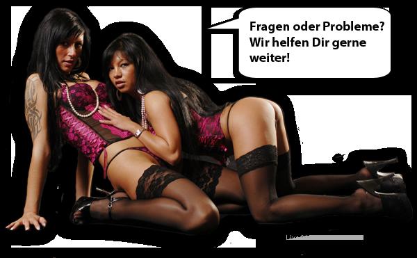 Diskreter Support - Geile Kontakte zu Hobbyhuren - Heisse Girls erwarten Dich!